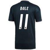 adidas Real Madrid Bale Away 2018-19 Replica Jersey