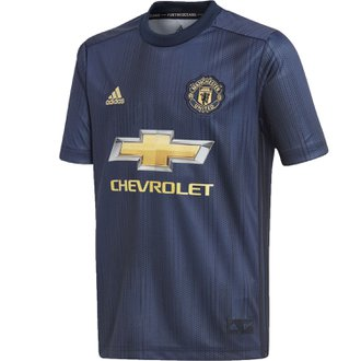 adidas Manchester United Youth 3rd 2018-19 Replica Jersey