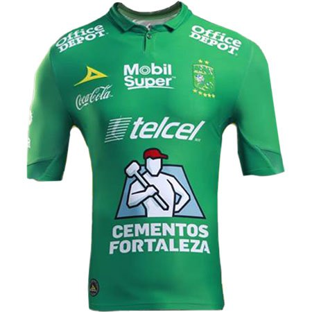 0c4f815a Pirma Leon Jersey de Local 18-19 | Univision Deportes Fan Shop