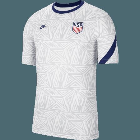 Nike USA Camiseta Pre-Partido 21-22 para hombres