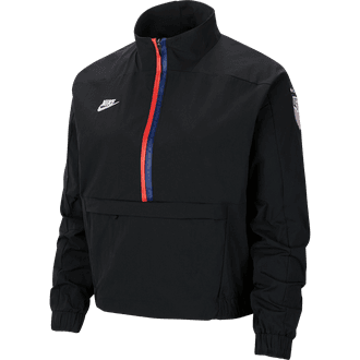 Nike 2020 USA Womens Quarter-Zip Jacket