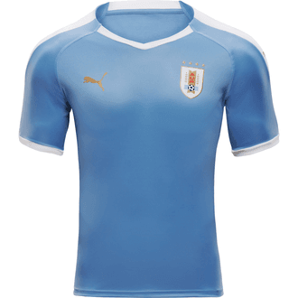 Puma Uruguay Home 2019-20 Replica Jersey