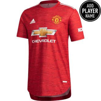 adidas Manchester United Home 2020-21 Men