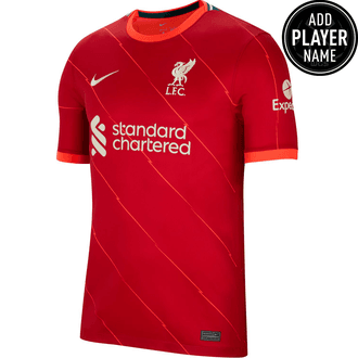 Nike Liverpool Jersey Local 21-22