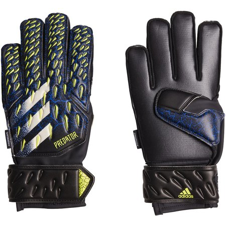 adidas Predator Match Fingersave Youth Goalkeeper Gloves