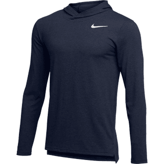 Nike Breathe Hyper Dry Hooded LS