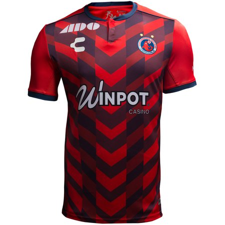 Charly Veracruz 18-19 Home Jersey