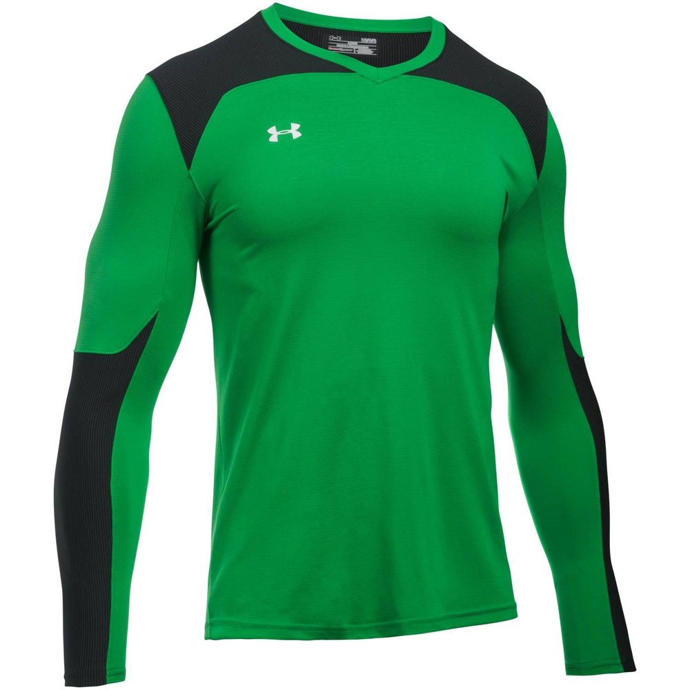 6e6495289b2 Under Armour Threadborne Wall GK Jersey | WeGotSoccer.com