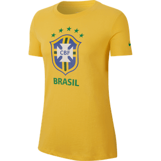 Nike Womens Brazil Evergreen Tee