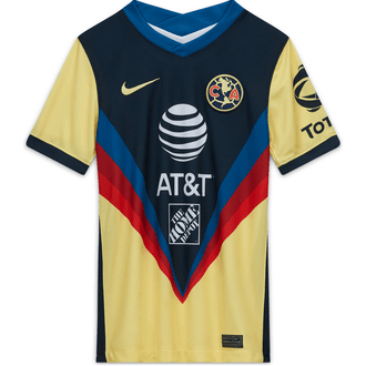 Nike Club América Jersey Local 20-21 para Niños