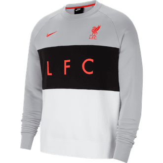 Nike Air Max Liverpool FC Fleece Crew Sweatshirt