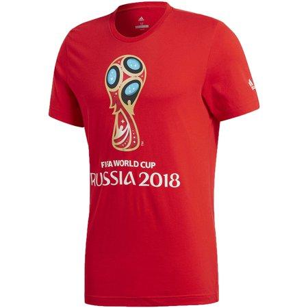 adidas FIFA World Cup 2018 Emblem Tee