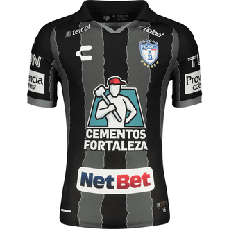 Charly Pachuca Jersey Visitante 21-22