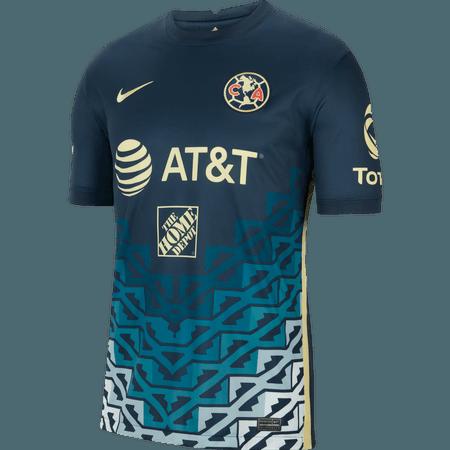 Nike Club América Jersey de Visitante 21-22