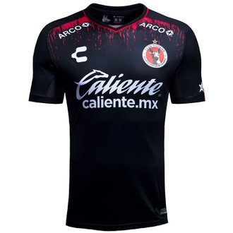 Charly 18-19 Xolos 3rd Jersey