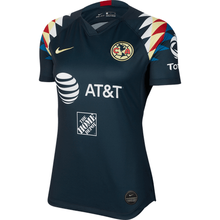 Nike Club América Jersey de Visitante 19-20 para Damas