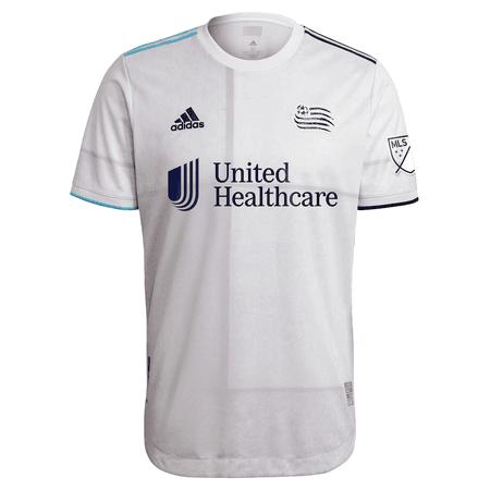 adidas New England Revolution Playera de Visitante 2021-22 Auténtica