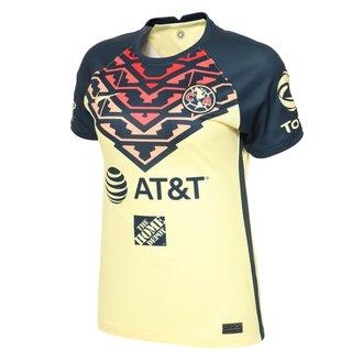 Nike Club América Jersey de Local 21-22 para Damas