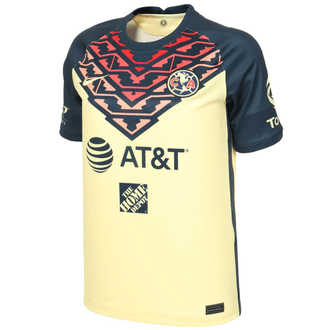 Nike Club America 2021-22 Youth Home Stadium Jersey