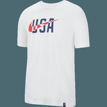 Nike USA Fútbol Camiseta Swoosh para hombres