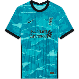 Nike Liverpool 2020-21 Away Authentic Vapor Match Jersey