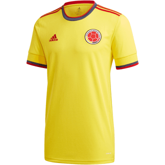 adidas Colombia FCF 2021 Jersey de Local