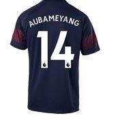 Puma Arsenal Aubameyang Away 2018-19 Replica Jersey