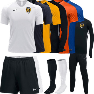 BWP Albany U13 and Older Required Kit