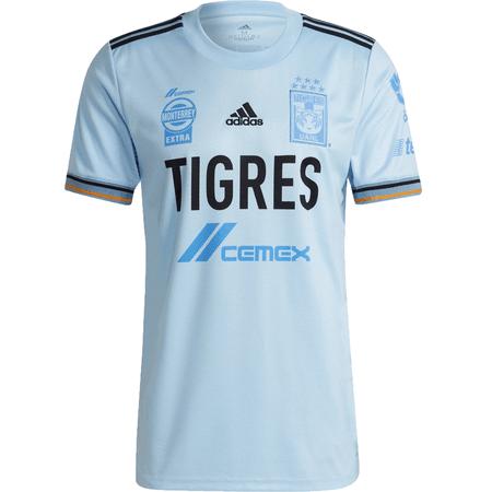 Adidas Tigres UANL 2021-22 Men's Away Stadium Jersey | WeGotSoccer