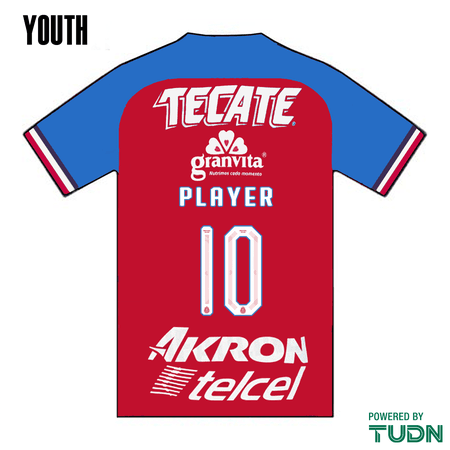 Chivas 2019-20 Youth Name Set