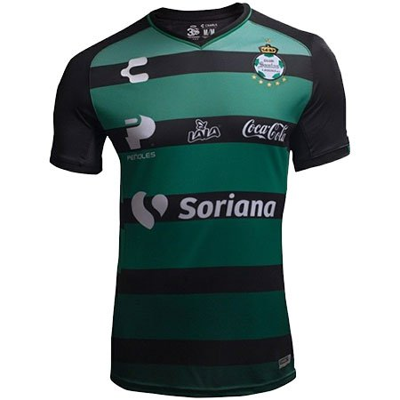 Charly 18-19 Santos Away Jersey