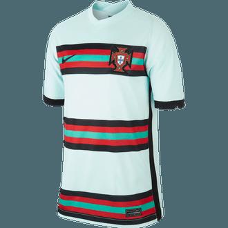 Nike Portugal Playera Visitante 2020 para Niños
