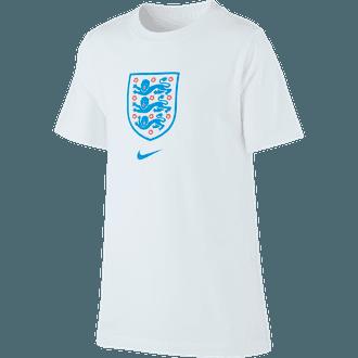 Nike Inglaterra Camiseta con cresta para Niños