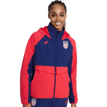 Nike 2021-22 USA Soccer Women's AWF Jacket