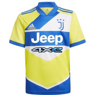 adidas Juventus Jersey Tercera 21-22 para Niños