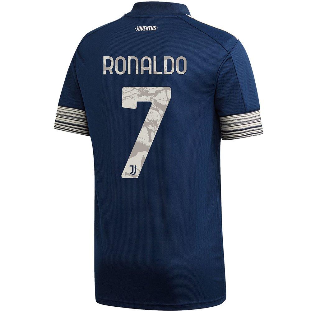 Adidas Juventus Ronaldo Away 2020 21 Replica Jersey Wegotsoccer Wgs