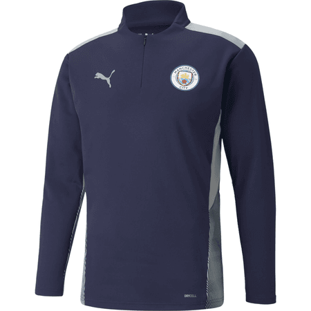 Puma Manchester City Training Quarter-Zip Men's Top