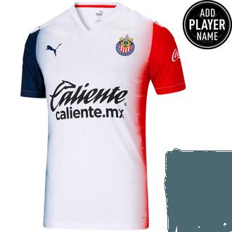 Puma Chivas Jersey de Visitante 20-21