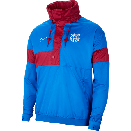 Nike F.C. Barcelona Men's Anorak Jacket