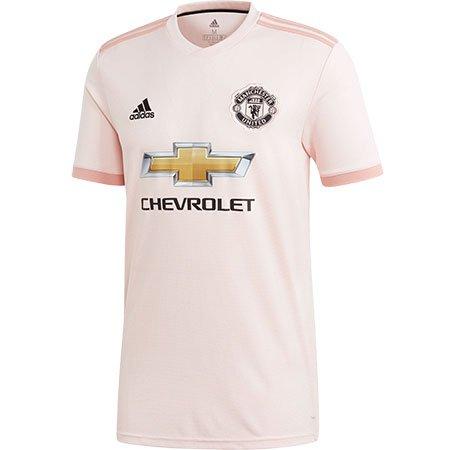 52ea6dca29c Item Desc Angle  Item Desc Angle. adidas. Price   124.99. Sale  62.49.  Save   62.50. adidas Manchester United Away 2018-19 Replica Jersey