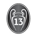 UEFA Champions League Badge of Honour 13
