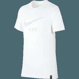 Nike France 2020 Youth FFF Training Ground Tee