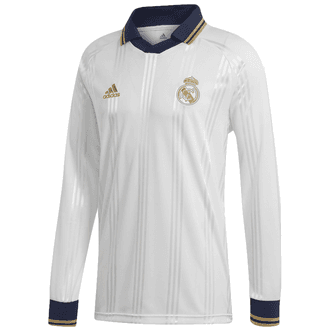 adidas Real Madrid Icons LS Tee