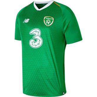 New Balance Ireland Home 2018-19 Replica Jersey