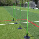 WGS Turf Coaching Stick Set (4 piece set)