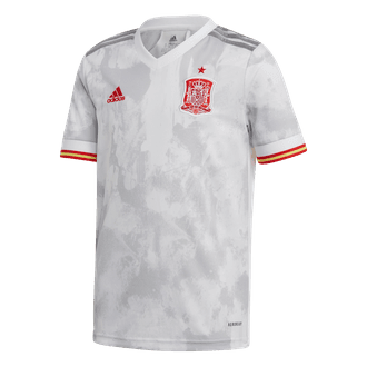 adidas Spain 2021 Away Youth Stadium Jersey