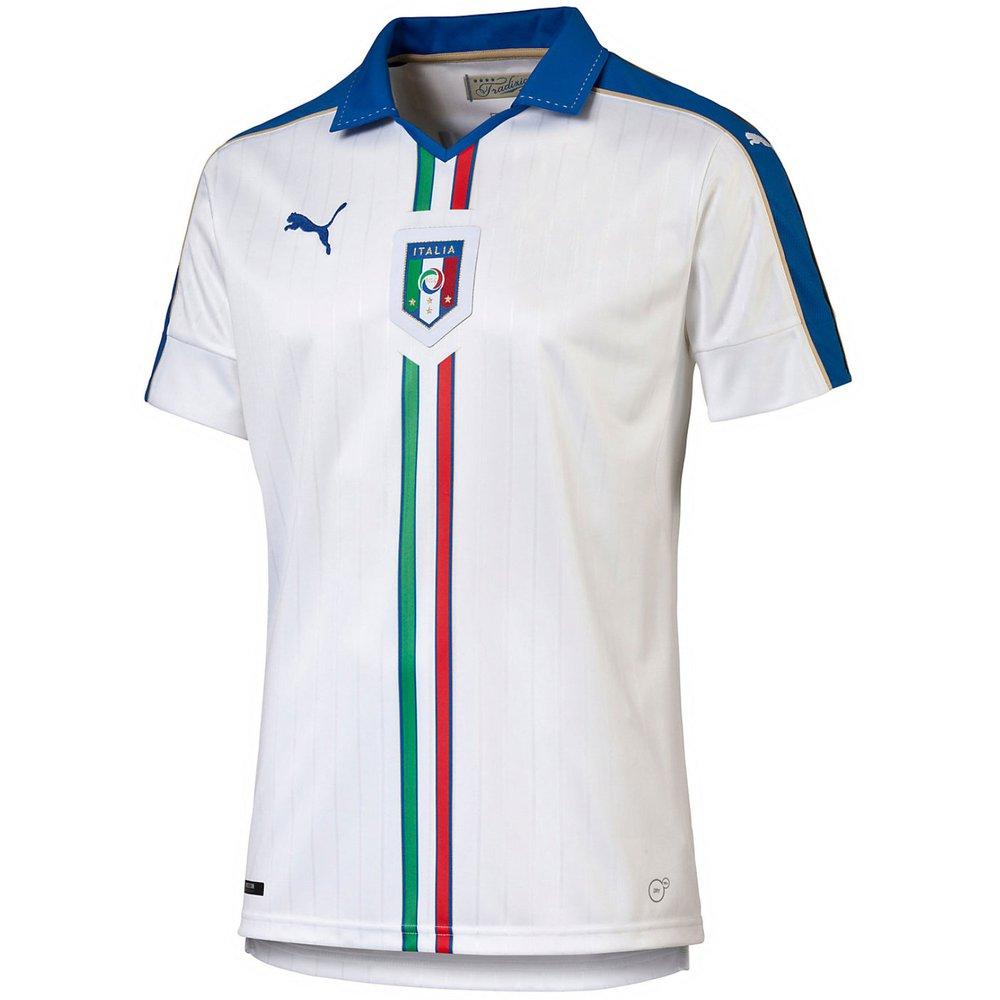 quality design 97877 c0d5c Puma FIGC Italia Away Replica Jersey   WeGotSoccer.com