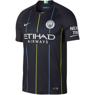Nike Manchester City Away 2018-19 Stadium Jersey