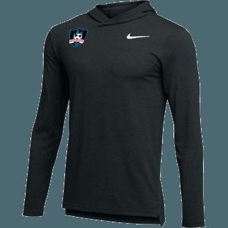 Quickstrike FC Hooded Long Sleeve