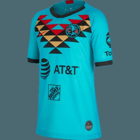 Nike Club América Jersey Tercera 19-20 para Niños